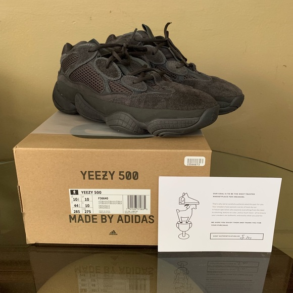 the latest 287f6 a3eed Yeezy 500 - 10.5